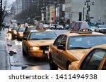 New York  Ny   Usa   March 14...