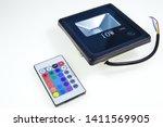 set components for led lighting  | Shutterstock . vector #1411569905