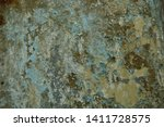 grunge concrete wall background ... | Shutterstock . vector #1411728575