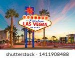 Las Vegas  Nevada  Usa At The...