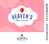 Heaven S Logo. Bakery And...
