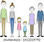 it is an illustration of a good ...   Shutterstock .eps vector #1412219792