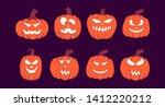 Halloween Collection Of Jack O...