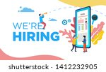 we are hiring job recruitment   ...