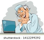vector illustration of a...   Shutterstock .eps vector #1412299292