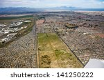aerial view of informal... | Shutterstock . vector #141250222