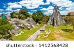 Temple Of The Great Jaguar At...