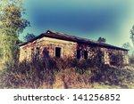 Old Abandoned Farm Buildings I...