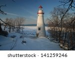 Marblehead Lighthouse Located...