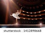 Ballet. Classical Ballet...