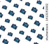 cameras photographics gadgets...   Shutterstock .eps vector #1413192002