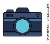 camera photographic gadget...   Shutterstock .eps vector #1413192395