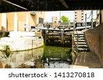 london  uk   may 05  2019  view ...   Shutterstock . vector #1413270818