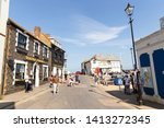 broadstairs  kent  uk   may 23  ...   Shutterstock . vector #1413272345