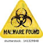 malware   copmputer virus...   Shutterstock .eps vector #141329848