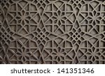 raised crafted  texture on stone   Shutterstock . vector #141351346