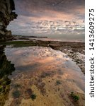 Sunset Sea Sydney Australia - Fine Art prints