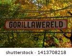 Billboard Gorillawereld At The...