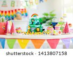 Cake for kids birthday...