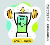 vector creative illustration of ... | Shutterstock .eps vector #1413839252