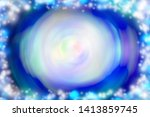 abstract background with bokeh... | Shutterstock . vector #1413859745