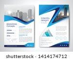template vector design for... | Shutterstock .eps vector #1414174712