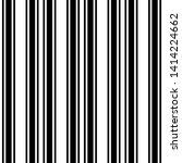 black and white straight... | Shutterstock .eps vector #1414224662