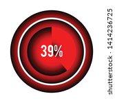 circle percentage diagrams 39 ...