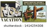 vector. stock illustration. man ...   Shutterstock .eps vector #1414254308