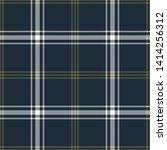 plaid pattern seamless vector... | Shutterstock .eps vector #1414256312