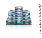 icon hotel  rest  sea  sun ...   Shutterstock .eps vector #141426805