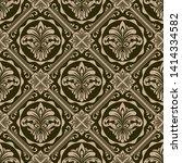 retro wallpaper  modern stylish ...   Shutterstock .eps vector #1414334582