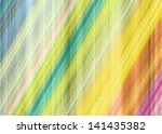 Background thousand colored stripes - stock photo