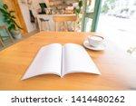 blank catalog  magazines book... | Shutterstock . vector #1414480262