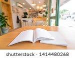 blank catalog  magazines book... | Shutterstock . vector #1414480268