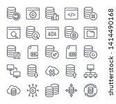 data storage and database...