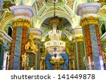 Interior Of Peter And Paul...