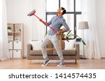 cleaning  housework and... | Shutterstock . vector #1414574435