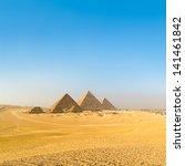 The Pyramids Of Giza  Cairo ...