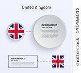 united kingdom country set of...