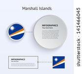 marshall islands country set of ...