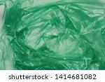 Plastic Green Bag Texture...