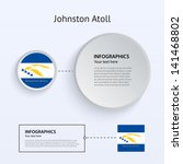 johnston atoll country set of...