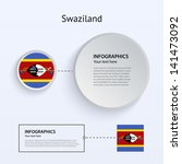 swaziland country set of...