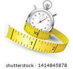 Measuring Tape Entwine...
