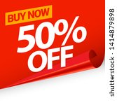 sale of special offers.... | Shutterstock .eps vector #1414879898