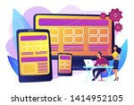 adaptive mobile app interface ...