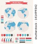 infographic elements | Shutterstock .eps vector #141499342