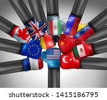 united states international... | Shutterstock . vector #1415186795
