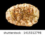 top view image of rome pizza... | Shutterstock . vector #1415312798